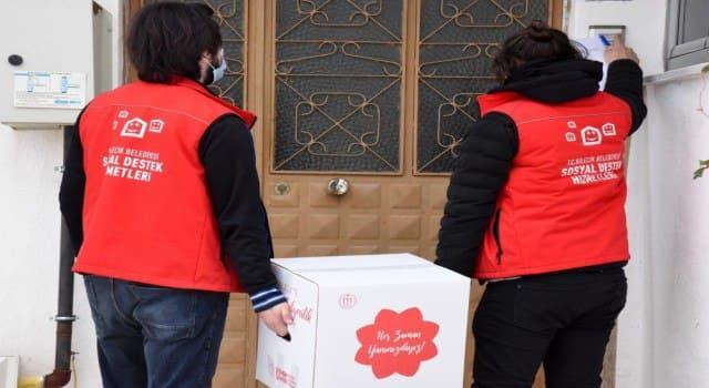 صورة سارعوا بالتسجيل..منظمةتركية تساهم بحملة مساعدات جديدة
