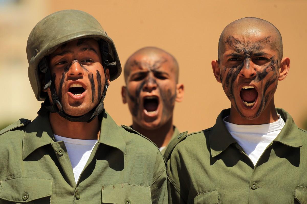 صورة بالصور.. تركيا تؤسس جيشا عربيا مهيبا