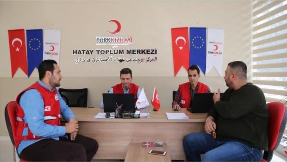 صورة تحذير جديد هام من الهلال الأحمر التركي لهذه الفئة من السوريين