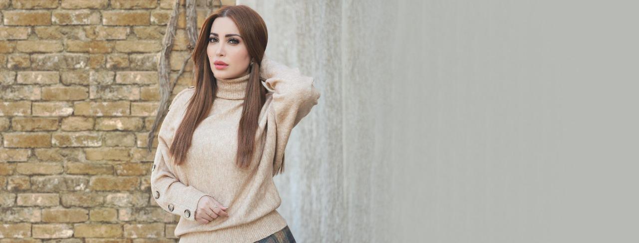 صورة الفنانة نسرين طافش تفاجئ جمهورها وترتدي الحجاب- شاهد