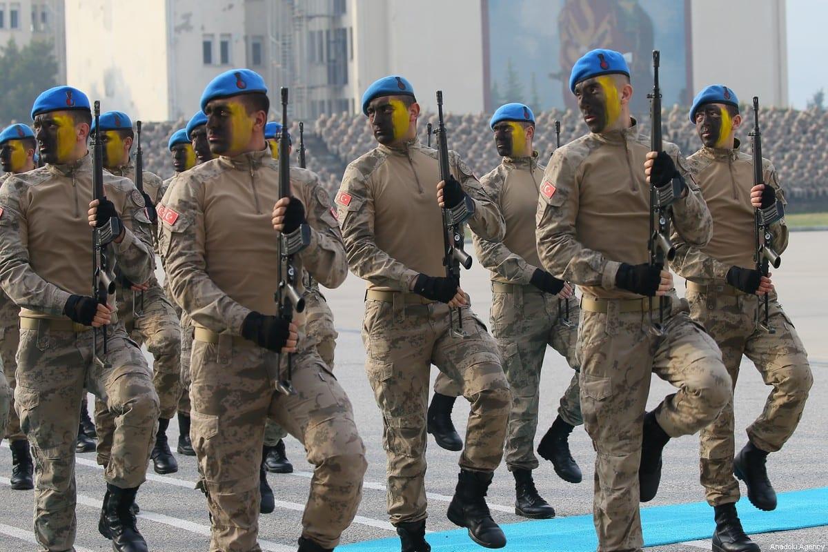 صورة قواتنا باقية هناك.. لأول مرة تركيا تتحدث عن مشروع عظيم في ليبيا