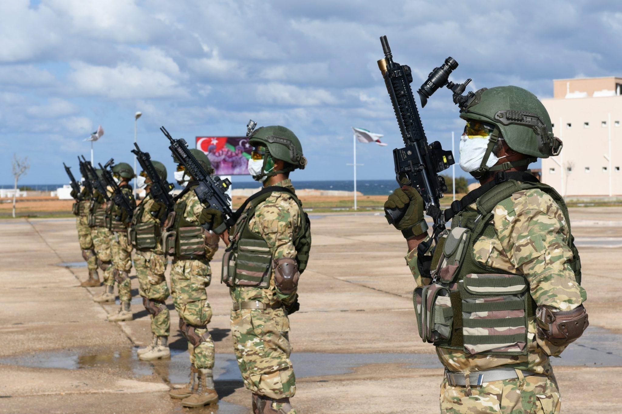 صورة بعد الحكومة الجديدة.. ما مصير الجيش التركي في ليبيا؟