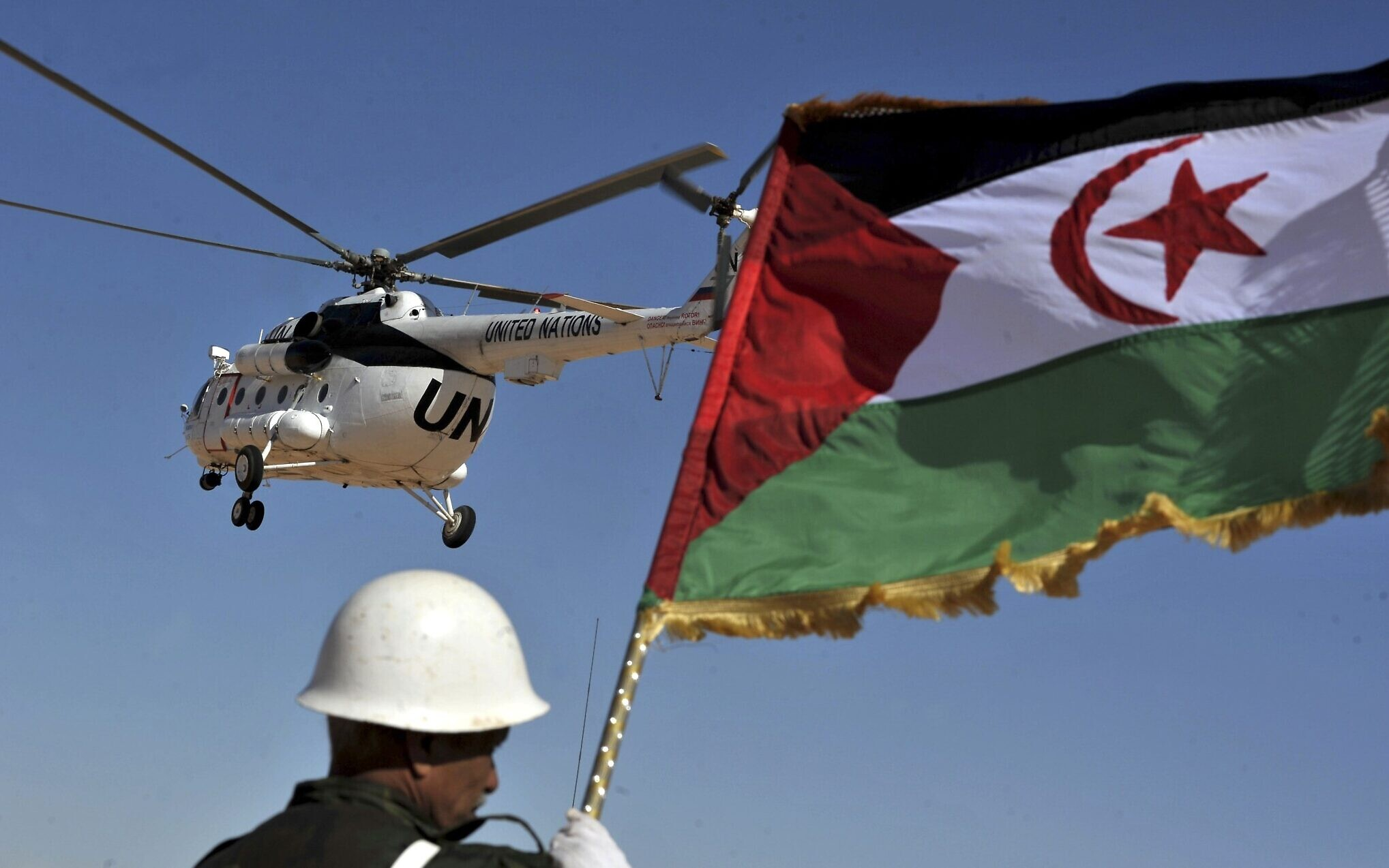 صورة جبهة البوليساريو تتهم الأمم المتحدة بدعم موقف المغرب
