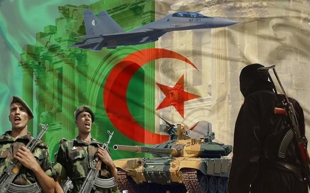 صورة رسالة نارية من الجيش للشعب الجزائري.. تهـديد ووعـيد