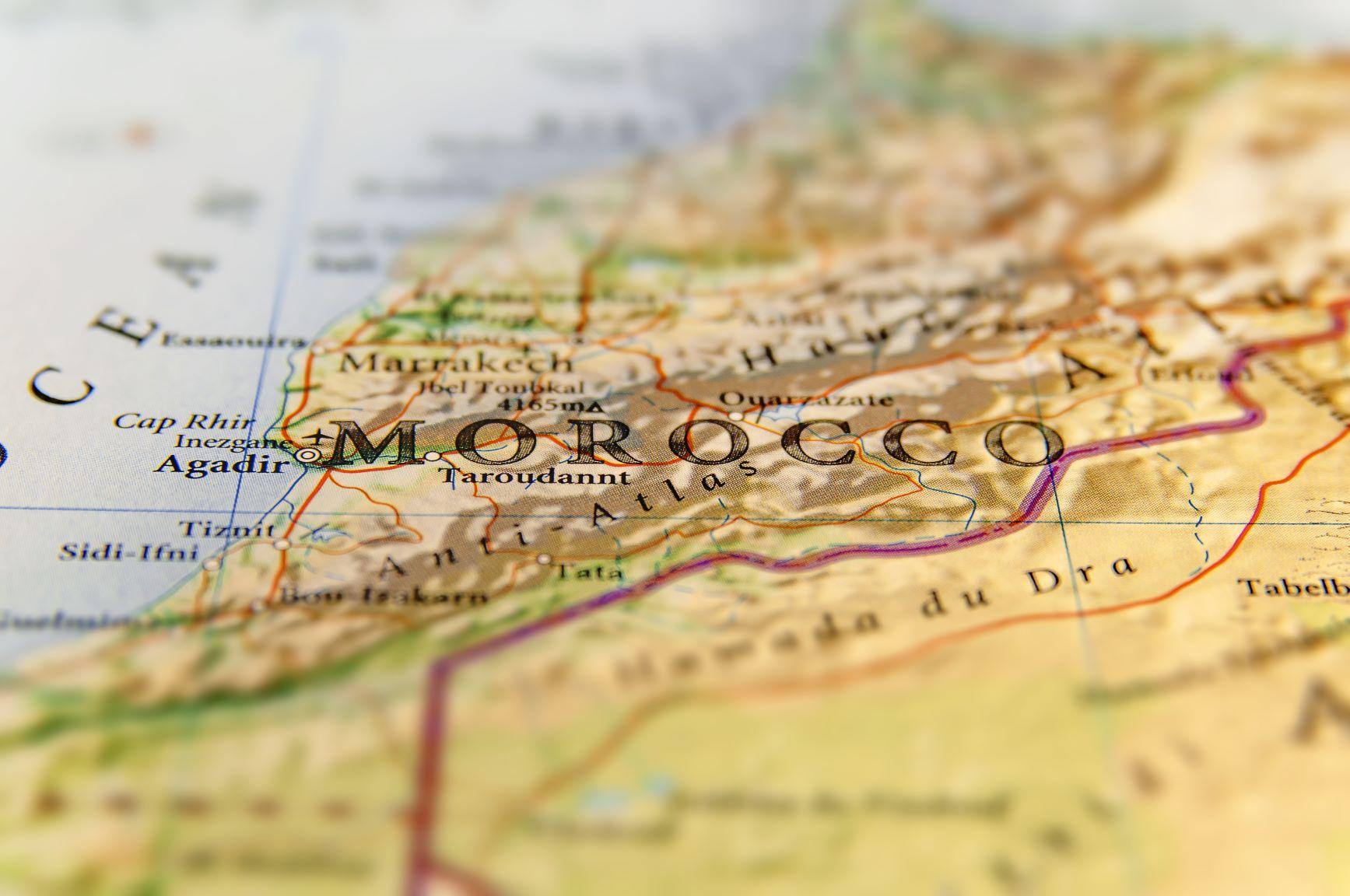 """صورة خبراء: تراجع بايدن عن مغربية الصحراء """"أوهام"""" وتعاون أمني وعسكري كبير مع المغرب"""