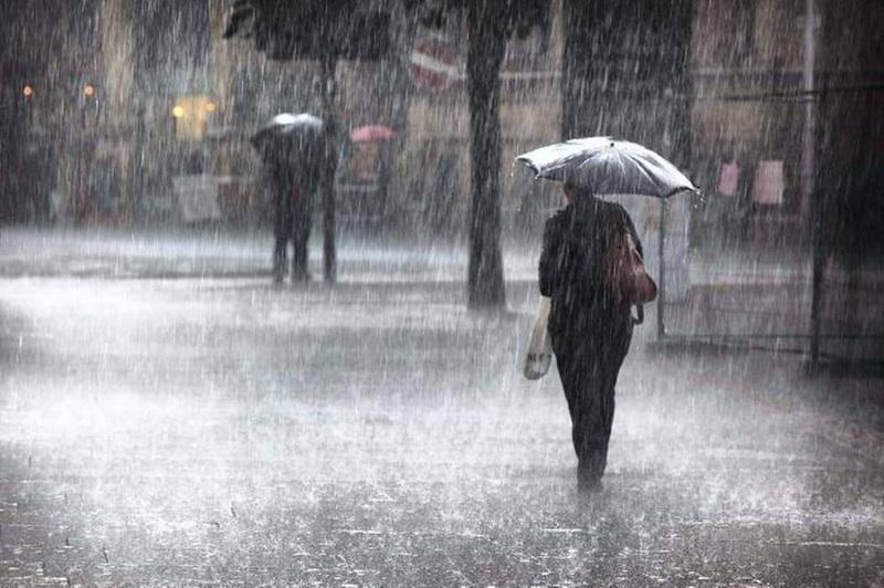 صورة الأرصاد الجوية: أمطار متفرقة في عموم الولايات التركية