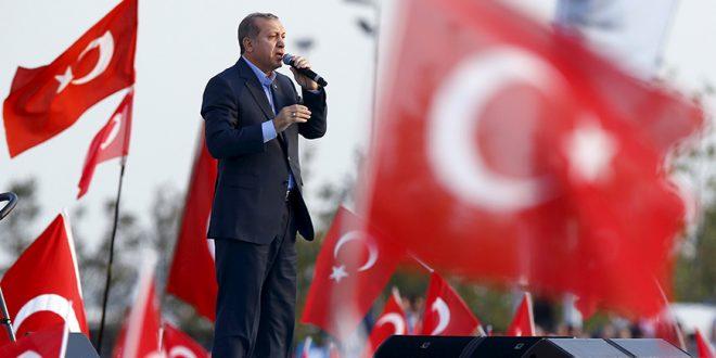 صورة الرئيس أردوغان يحقق حلمه بعد مرور 27 عاماً(فيديو)