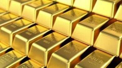 صورة انخفاض كبير بأسعار الذهب
