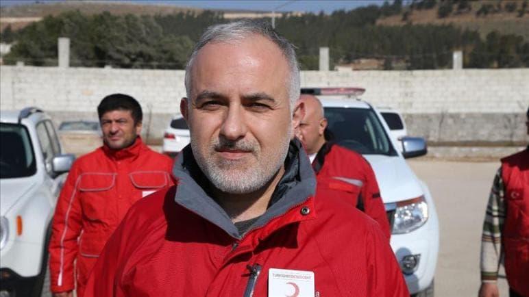 صورة تحذير هام من الهلال الأحمر للمتقدين بشأن الدعم المالي