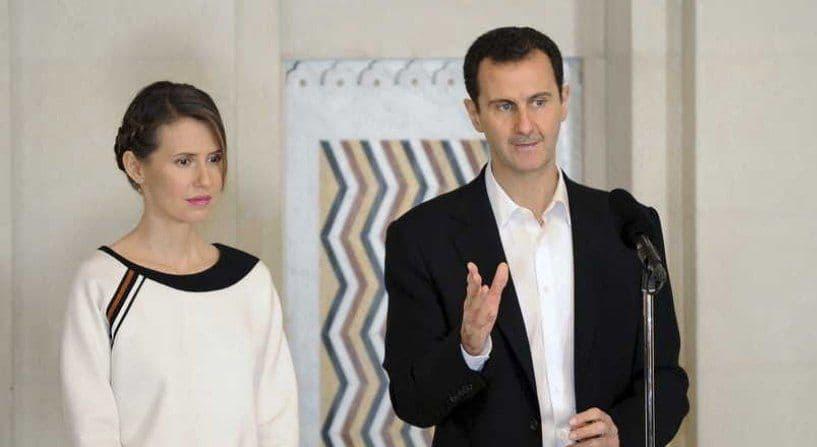 صورة مفاجأة جديدة تفجـ.ـرها صحيفة فرنسية.. وتكشف عن شخصية تجهزها أسماء الأسد لخلافة بشار فعل سيقبل السوريون بها؟