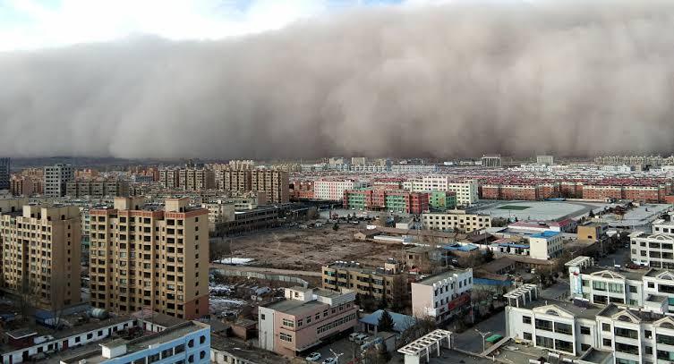 صورة  تلوث هواء عالي الخـ.ـ طورة قادم إلى (8) ولايات في هذا التوقيت … تحذير عاجل من الأرصاد الجوية التركية