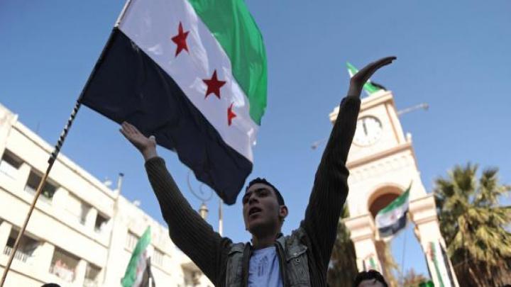 صورة المعارضة متفائلة بعد تصريحات رسمية من عدد كبير من الدول