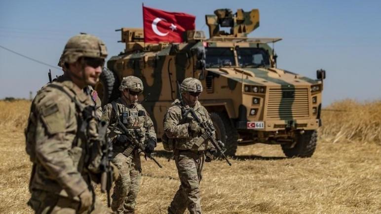 صورة الجيش التركي يتحرك في ريف حلب الغربي