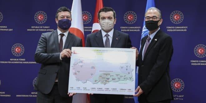 صورة ملايين الدولارات من اليابان إلى السوريين حزمة دعم جديدة للسوريين في تركيا