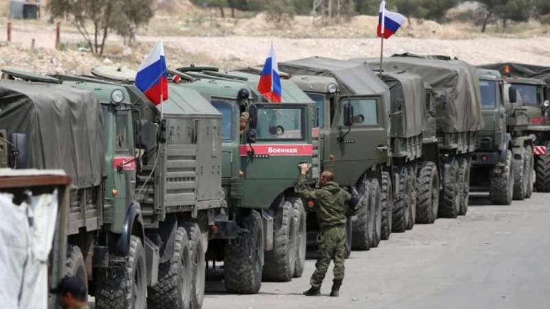 صورة روسيا ترسل تعزيزات جديدة إلى محيط إدلب..ومحللون يتوقعون هذه الأحداث