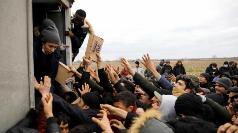 صورة روسيا تطالب بإيصال المساعدات إلى إدلب عبر مناطق سيـ.ـطرة النظام