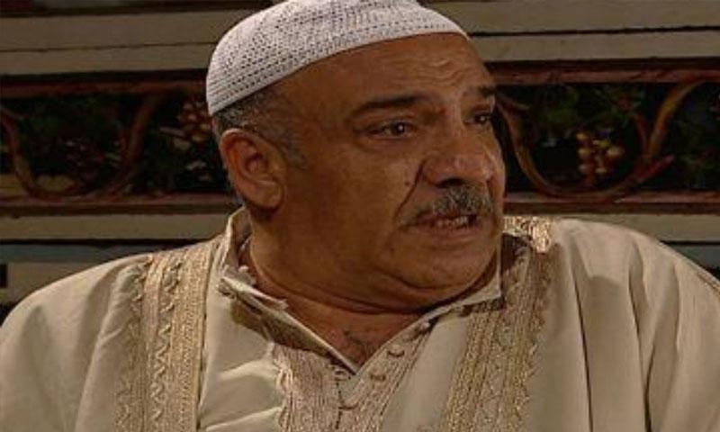 صورة الفنان عصام عبه جي استدعاه النظام بسبب مسلسل وهذا سبب وفاته