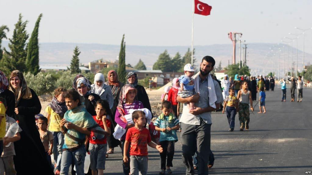 صورة خاص بالسوريين الذين يريدون البقاء في تركيا بشرى سارة من مدير الهجرة