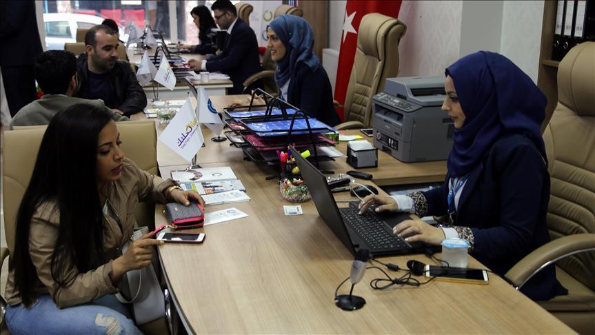 صورة مؤسسة سورية تعمل على تأهيل مهني لتأمين فرص عمل للسوريين في تركيا