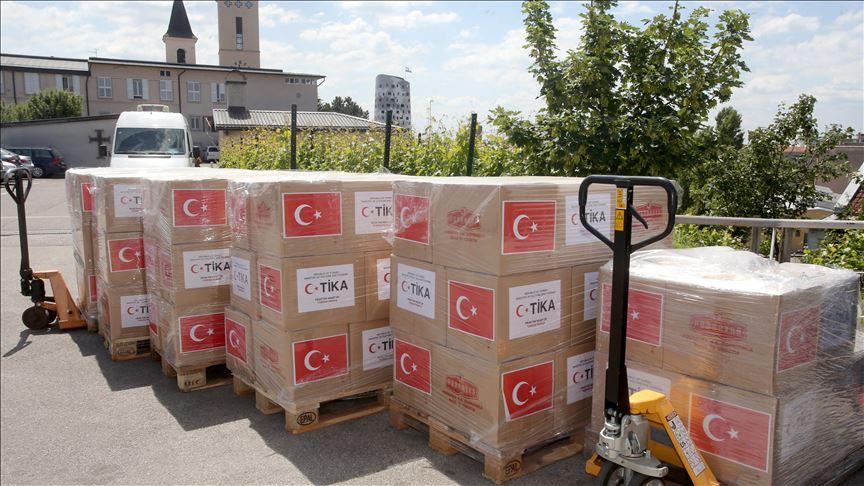 صورة خبر سار.. مساعدات للسوريين من الوقف التركي..رابط التسجيل مع الشرح