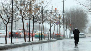 صورة منخفض جوي قادم وأمطار تعم البلاد قبل شهر رمضان المبارك.. الأرصاد الجوية تعلن حالة الطقس العامة