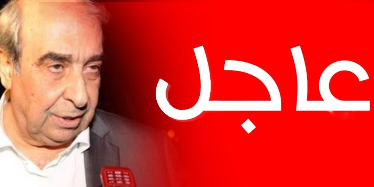 صورة تصريح عاجل من ميشيل كيلو بتنحي الأسد وإنشاء مجلس عسكري