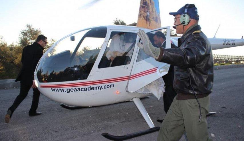 صورة الخبر الأكثر تداولا في الأردن.. عريس هبط بطائرة وانتهى بالسجن
