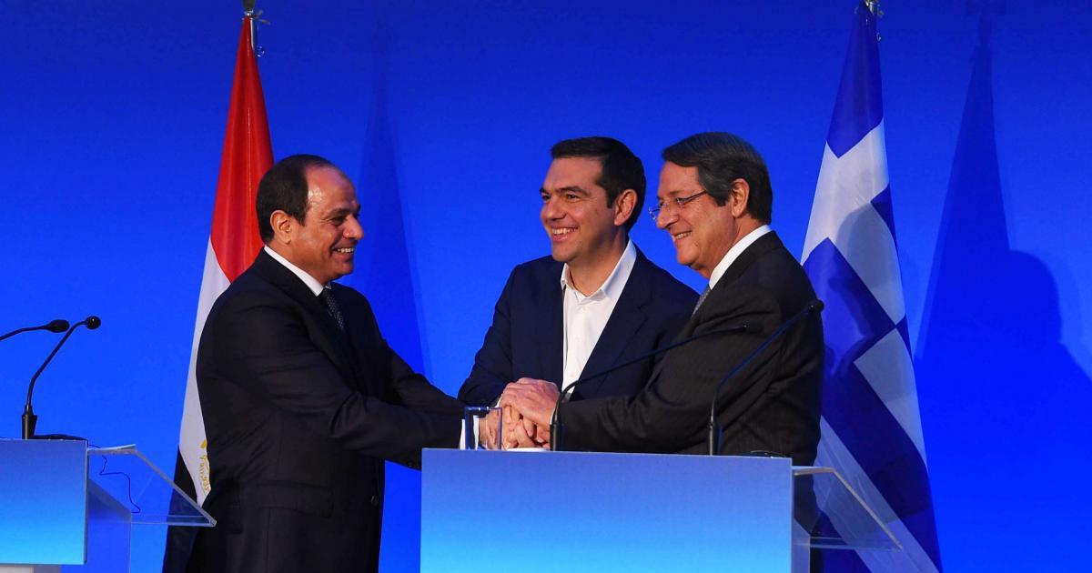 صورة تحول كبير.. مصر تتفق مع تركيا في شرق المتوسط