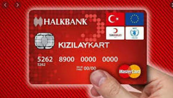 صورة تصريح هام وعاجل من مدير الهلال الأحمر التركي بما يتعلق بالمساعدة المالية الشهرية