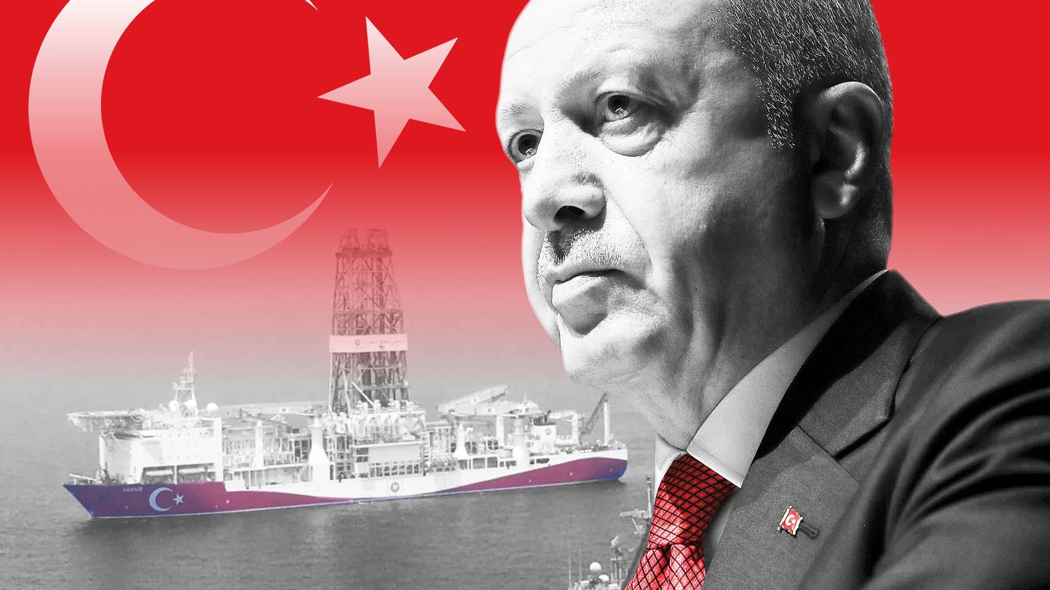 صورة أردوغان يوجه رسائل للإتحاد الأوربي بشأن السوريين