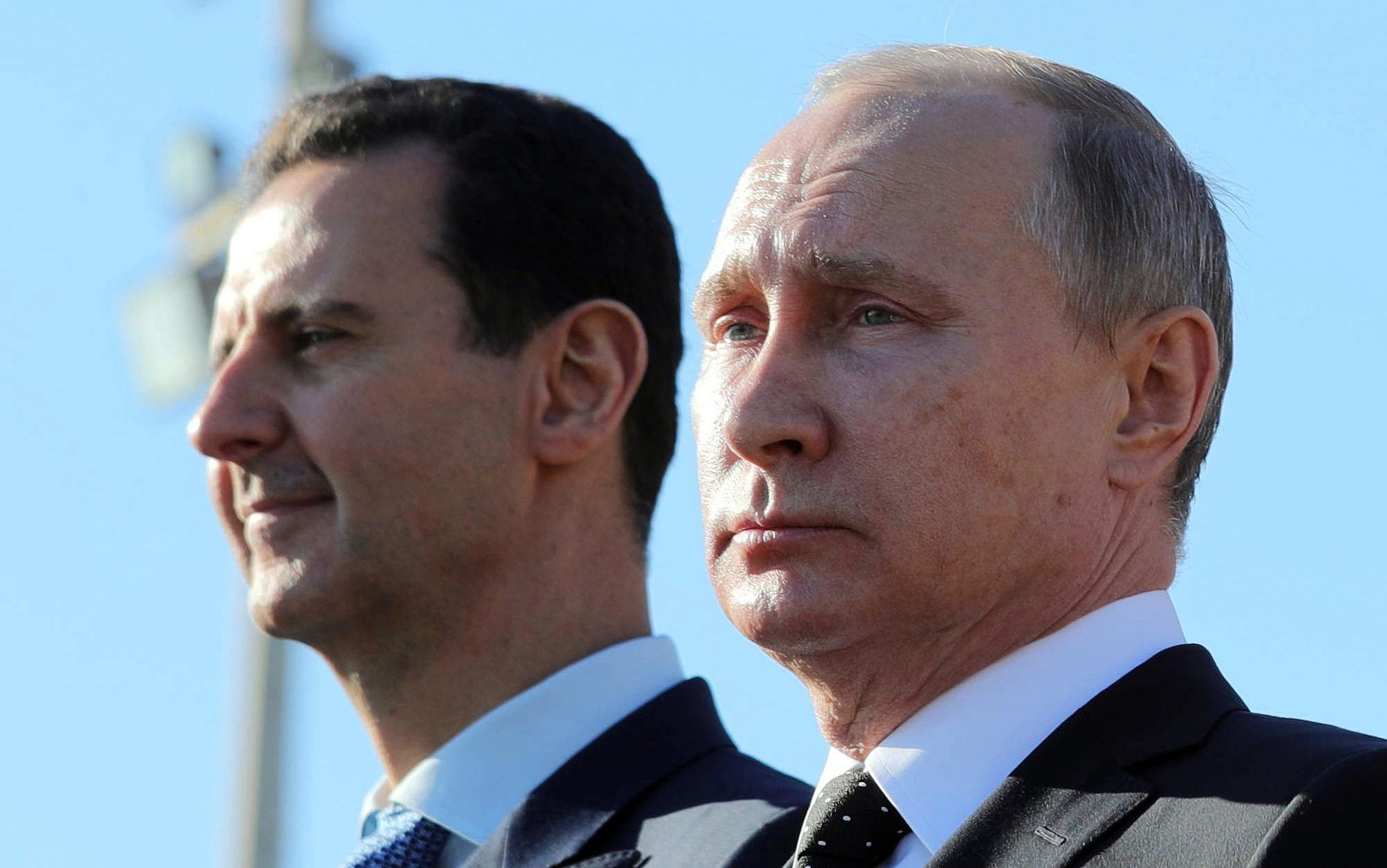 صورة القيادة الروسية تحسم قرارها بشأن الأسد وتكشف عن هوية رئيس سوريا القادم!