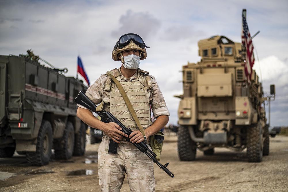 صورة الجد يبدأ الان.. بايدن يحاصر الروس في سوريا ويحطم أحلام بوتين