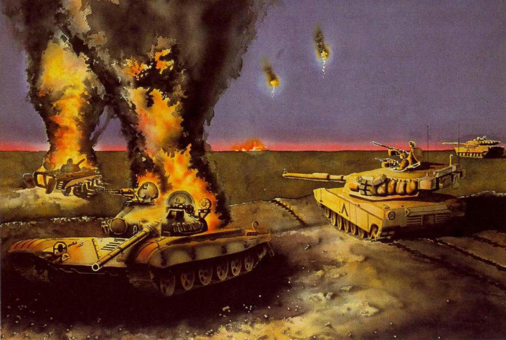 صورة حرب 73..عندما خان حافظ الأسد الجيش المغربي وأنقذه صدام حسين