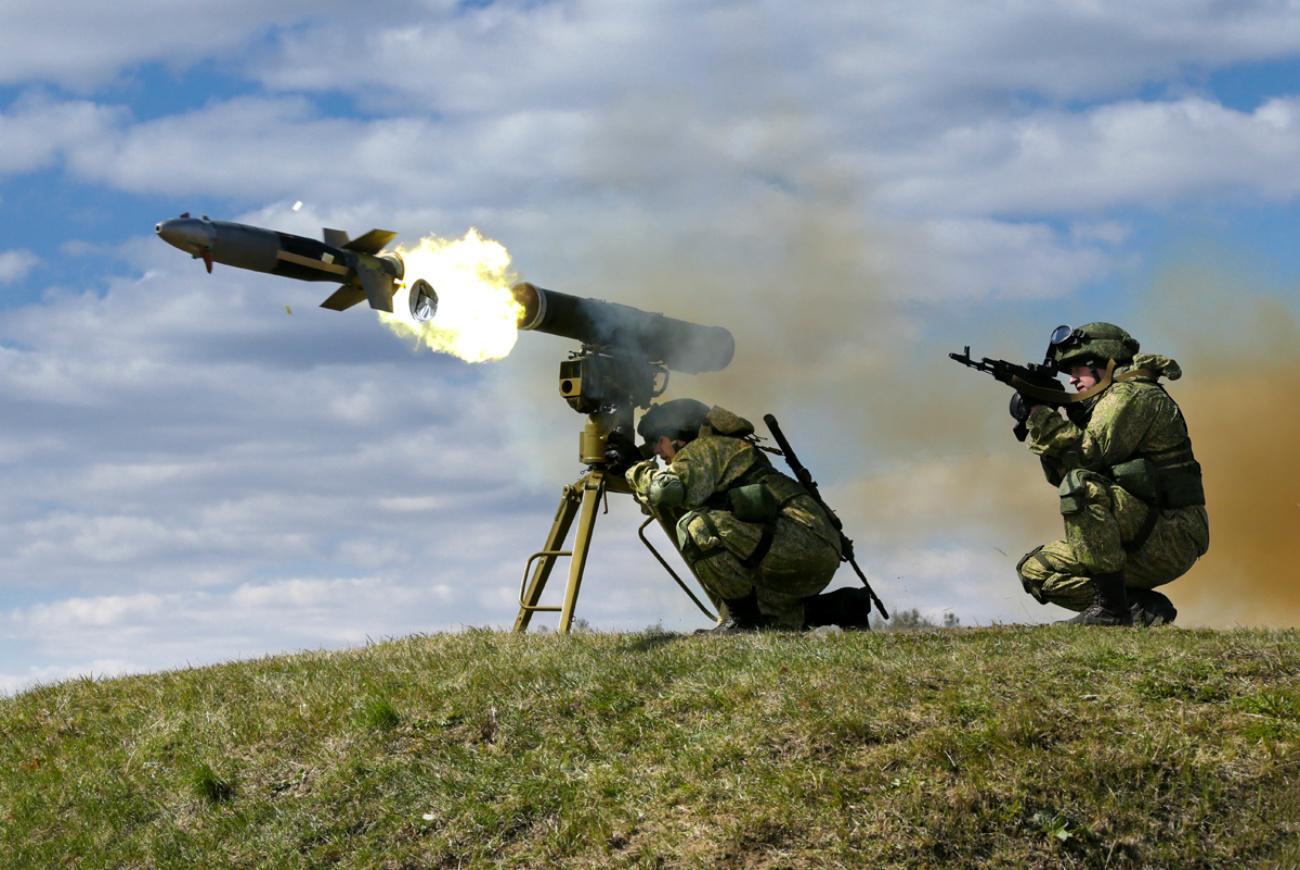صورة لأول مرة.. الأردن يبدأ بانتاج صواريخ مرعبة