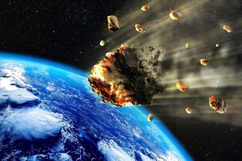 صورة هو الأقدم والأندر في العالم وسقط قبل 4.5 مليارات عام..سرقة نيزك الجزائر