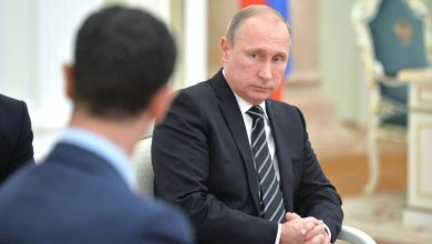 صورة مواقف دولية حاسمة تجبر النظام وروسيا على التفكير بتأجيل موعد الانتخابات الرئاسية