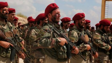 صورة مقاتلون في الجيش الوطني السوري يشتكون تأخر رواتبهم