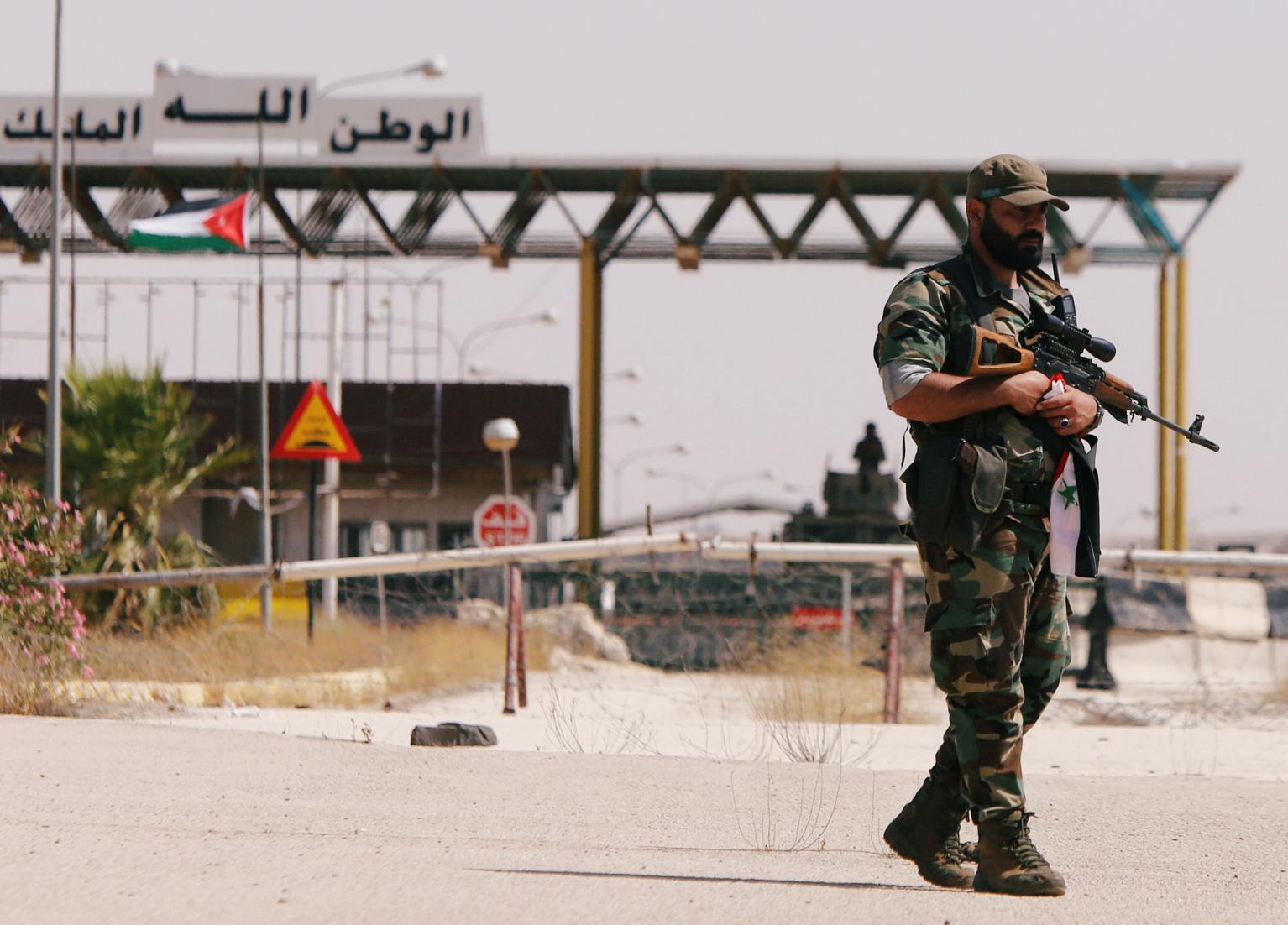 صورة درعا تمزق فرقة ماهر الأسد.. خسائر بالجملة وتطورات متسارعة-صورة