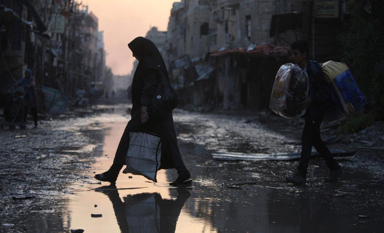 صورة أخطر مشروع يحاك ضد سُّنة سوريا.. كبرى صحف العالم تحذر وماهر الأسد أكبر المتورطين