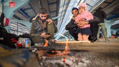 صورة لاجئون سوريون محرومون من الرعاية الصحية