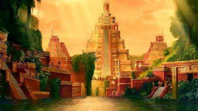صورة اكتشاف المدينة الذهبية المفقودة (صور)