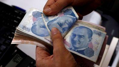 صورة رسائل الدعم المالي تصل للسوريين من المفوضية