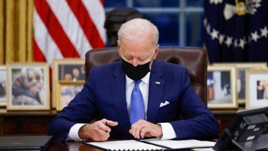 صورة عاجل: بايدن يستعد وقرارات مرتقبة قريبًا في سوريا