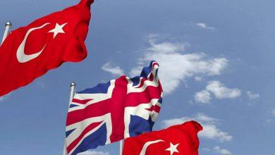 صورة بوادر تحالف بريطاني- تركي يلوح بالأفق