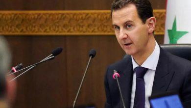صورة صحيفة بريطانية شهيرة تنشر 21 صورة لبشار الأسد- شاهد