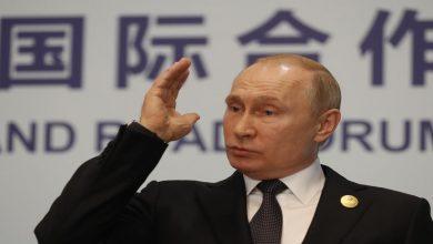 صورة صحيفة: بوتين ينوي نقل صلاحيات بشار..ويوقع قانون للبقاء في السلطة لعام 2036