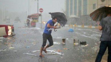 صورة عواصف عاتية في هذه الولاية وتحذيرات من الأرصاد الجوية