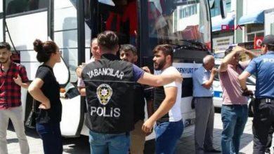 صورة بالفيديو: قرار منع السفر يدخل حيز التنفيذ في إسطنبول