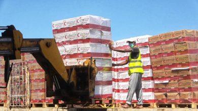 صورة تشمل السوريين ولاية تركية توزع مساعدات غذائية قبيل شهر رمضان