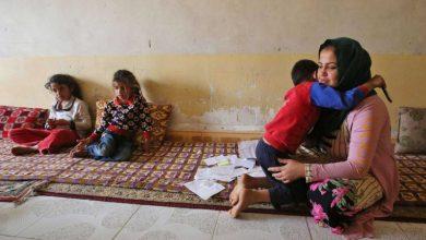 صورة يقتل زوجته ويعلق جثتها أمام أطفالها.. جريمة بشعة تهز دولة عربية في رمضان..والسبب صادم